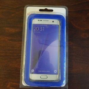 Waterproof Samsung Galaxy S7 Edge Phone Case